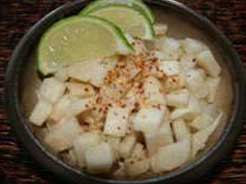 Jicama and Lime Salad
