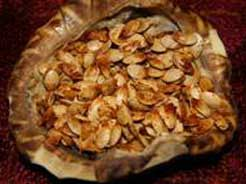 Hot Pumpkin Seeds