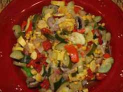 Vegetable Sautee