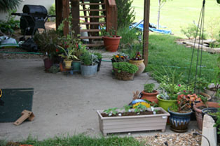 porch containers