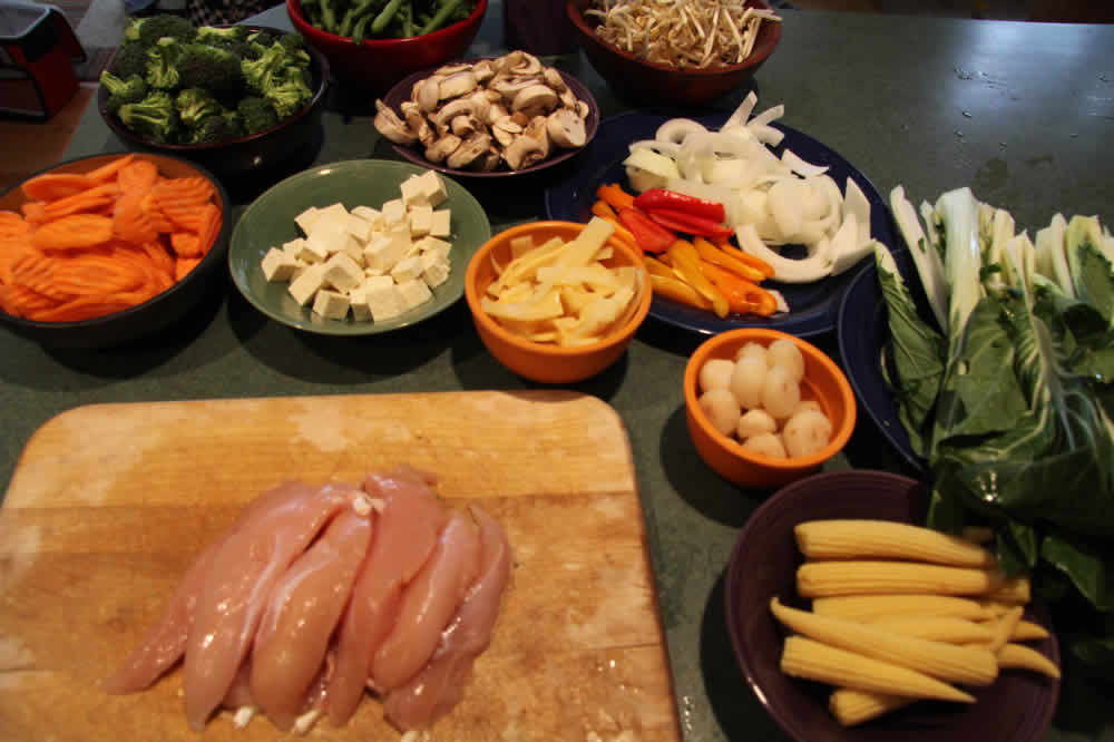 American indian health recipes prepping for a wok dinner look at the native american food forumfinder Gallery